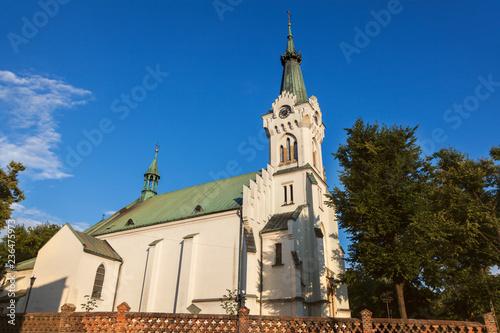 Fotografie, Obraz  Church of St Jadwiga in Debica