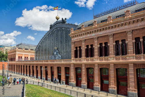 Madrid, Atocha