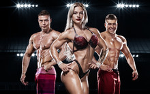 Bodybuilding Competitions On T...