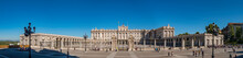 Panorama Of The Facade Of The ...