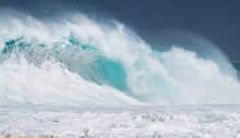 Breaking Ocean Wave