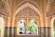 Moorish Architecture In One Ro...
