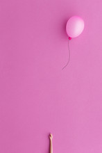 Balloon Floating Away
