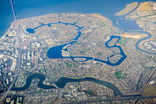 Aerial View Foster City,  A Pl...