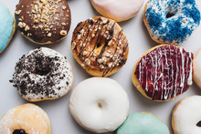 Tasty Glazed Donuts