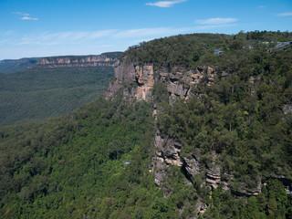 Fototapeta na wymiar オーストラリア、ブルーマウンテン