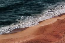 Aerial View Of Atlantic Ocean