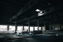 Abandoned Warehouse Space