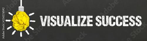 Fényképezés Visualize Success