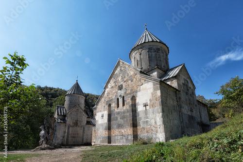 Fényképezés  Ancient Haghartsin monastery. Armenia