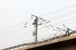 High speed railway power facilities