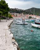 Fototapeta Do pokoju - Croatian Coastal Towns