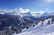 Stubnerkogel view at Bad Gastein ski resort