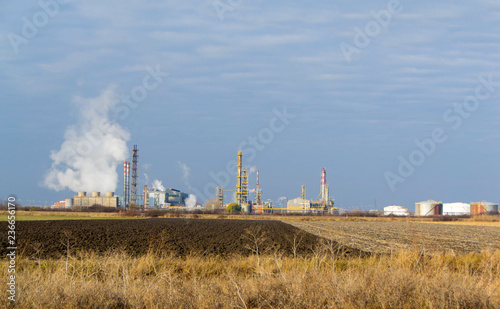 Photo Factory for the production of fertilizers
