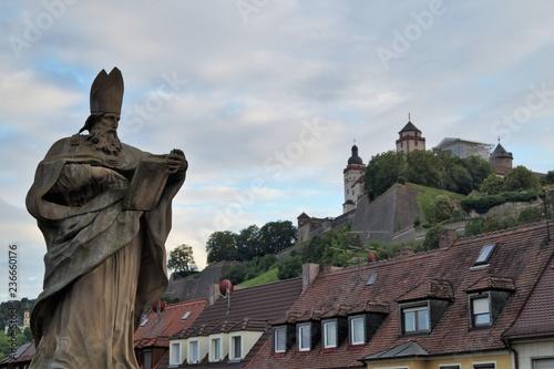 Fotografie, Obraz  Statue