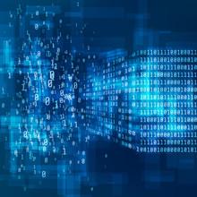 Big Data Concept. Digital Info...