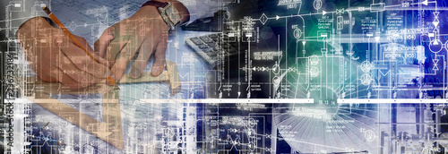 engineering designing in manufacture industry