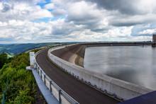 Upper Reservoir Of The Pumped-...