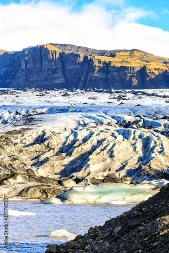 Vatnajökull in Island
