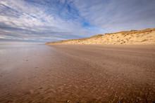 Vast Open Sandy Beach - Crow Point, Devon