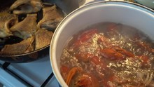 4K Crawfish Boiling And Fish F...