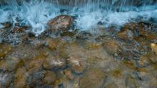 Splitting Water On Rocks.