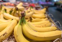 Bananes Sur Le Marché