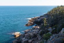 Landscape View Of Acadia Natio...