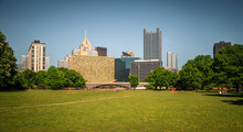 Point State Park In Pittsburgh