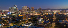 Aerial View Phoenix State Capi...