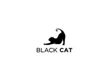 Vector Logotype Concept. Cat Logotype. Cat Elements. Pet Shop Logo Concept. Pet Care Logo Concept. Pet Vector Illustration