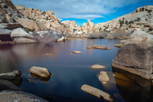 Joshua Tree National Park Afte...