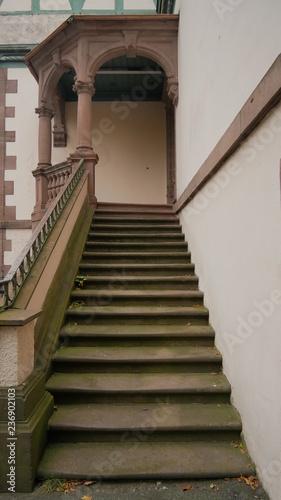 Photo Stands Stairs Treppenstufen Architektur in der Stadt
