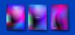 color fluid posters