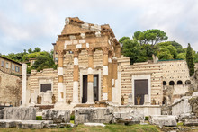 View At The Ruins Of Ancient C...