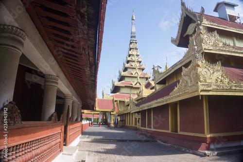 Fotografie, Obraz  Main Palace