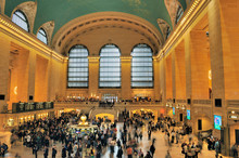 Interior Of Grand Central Term...