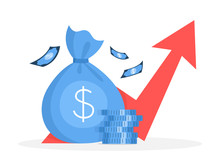 Business Finance Growth Concep...