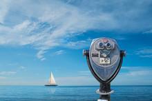Binocular Viewer Overlooking S...