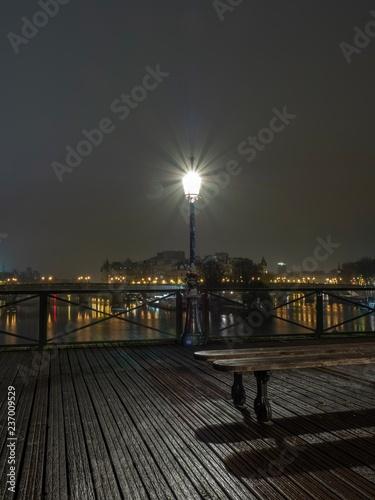 Spoed Foto op Canvas Centraal Europa Pont des Arts Paris France