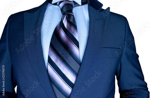 Fotografie, Obraz  business suit and tie formal tux