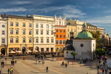 Cracow Main Square