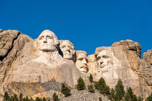 George, Thomas, Teddy, Abe, Mt. Rushmore