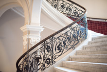 Partial Old Staircase