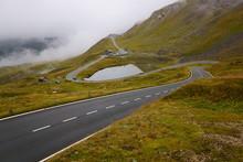 Beautiful Drive Thru The Austrian Alps