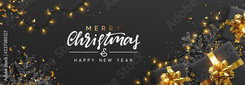 Fotografía  Christmas banner