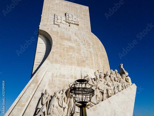Fotografía  Monumento às Descobertas, Lisboa, Portugal