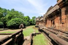 Khao Phanom Rung Castle,Prasat...