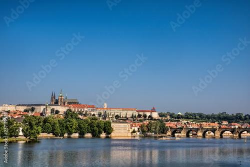 Spoed Foto op Canvas Centraal Europa Prag