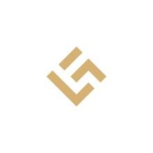 LG Letter Logo Monogram Lettermark Vector Icon